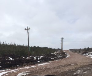 Progress continues on Town Bypass Road. The road will allow CFI to connect to highway systems without having trucks travel on municipal roads.