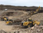 Work continues at the St. Lawrence Fluorspar Project Site