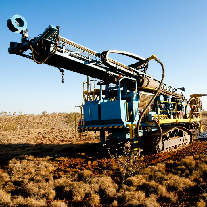 RC-Drill-Rig